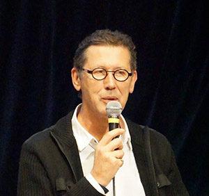 Jacques LUCAS référent tantrique et conférencier