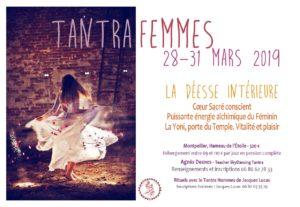 Stage Tantra Femme animée par Agnès DESNOS
